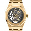 Front of Audemars Piguet Royal Oak Tourbillon Extra-Thin Openworked