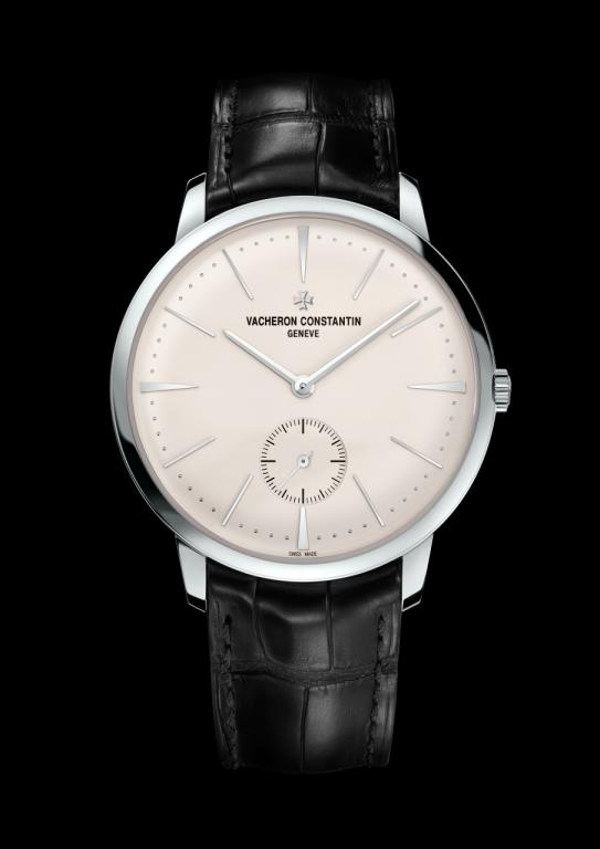 Front of Vacheron Constantin Patrimony 42mm