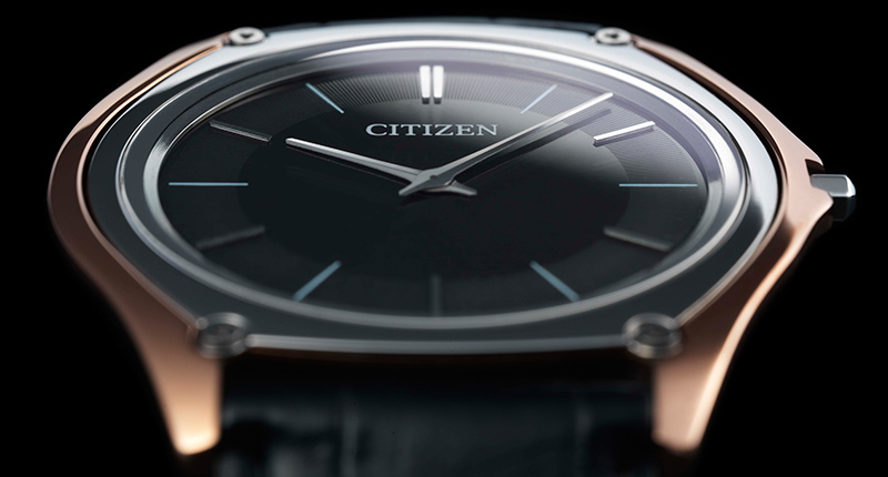 Front of Citizen Eco-Drive One
