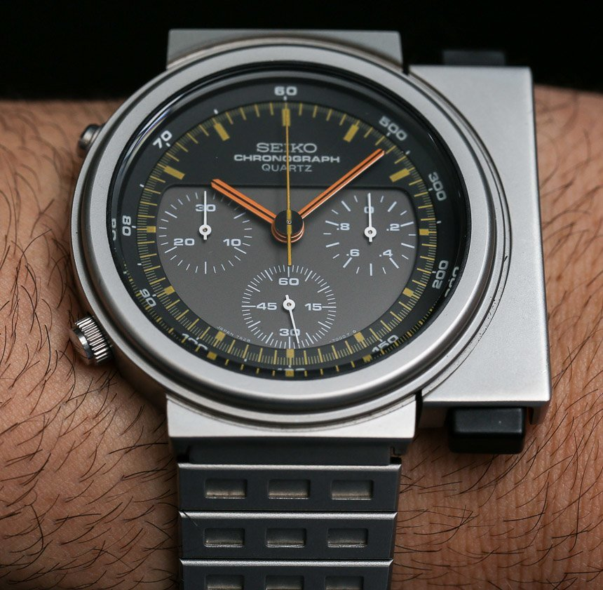 Seiko Giugiaro Design hands on