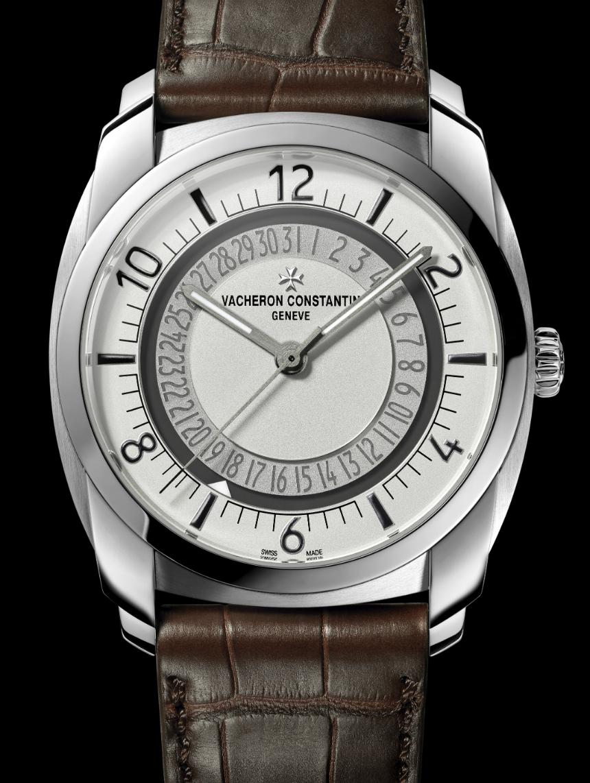 Vacheron Constantin Quai de l'Ile Reference 4500S B195 horloge