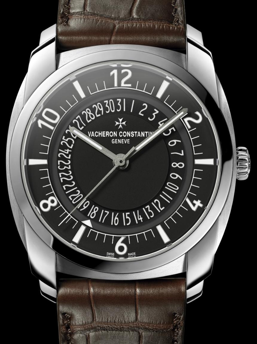 Vacheron Constantin Quai de l'Ile Reference 4500S B196 watch