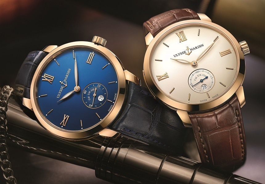 Ulysse Nardin Classico Manufacture special edition