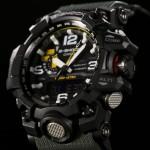 Casio G-Shock GWG one thousand-1A3 Mudmaster hands on