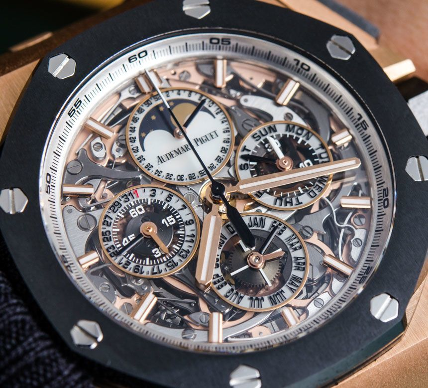 Audemars Piguet Royal Oak Offshore Grande Complication Watch Hands-On Hands-On