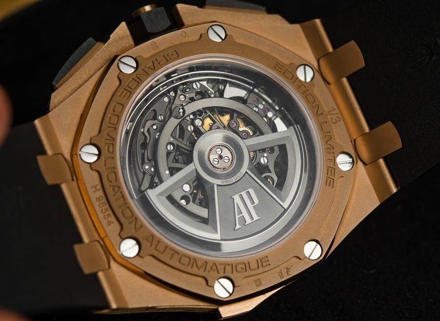 Audemars Piguet Royal Oak Offshore Grande Complication Watch Hands-On Hands-On
