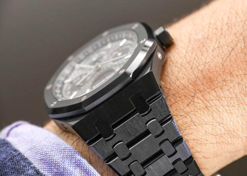 Audemars Piguet Royal Oak Perpetual Calendar Watch In Ceramic Hands-On Hands-On