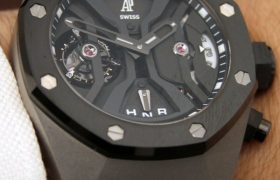 Audemars Piguet Royal Oak Concept CS1 Tourbillon GMT Watch Watch Releases