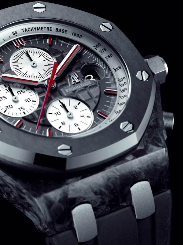 Audemars Piguet Royal Oak Offshore Jarno Trulli Limited Edition Watch Watch Releases