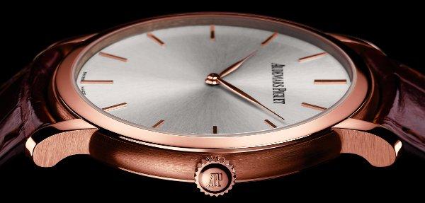 Audemars Piguet Jules Audemars Extra-Thin Watch Watch Releases