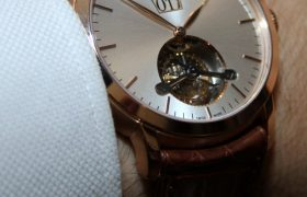 Audemars Piguet Jules Audemars Tourbillon Grande Date Watch Is Best Tourbillon Of SIHH 2011 Hands-On