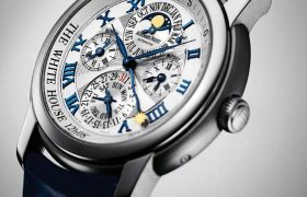 Schwarzenegger v. Bill Clinton: A Showdown Between Audemars Piguet Jules Audemars Minute Repeater Tourbillon Watches Of Ambitious Proportions Feature Articles