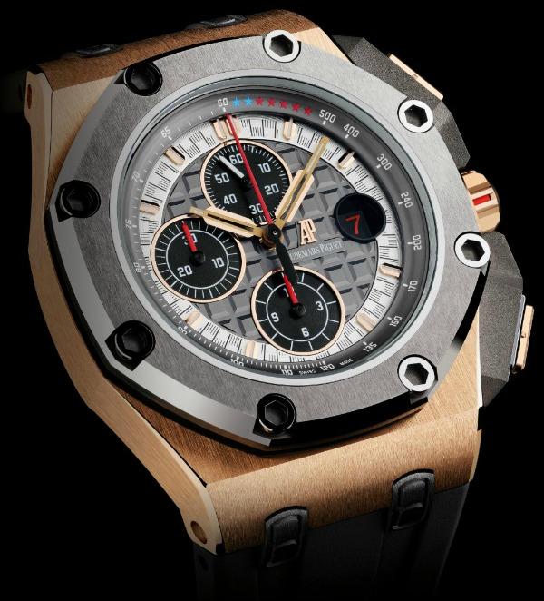 Michael Schumacher Limited Edition Audemars Piguet Royal Oak Offshore Watch + Video Watch Releases