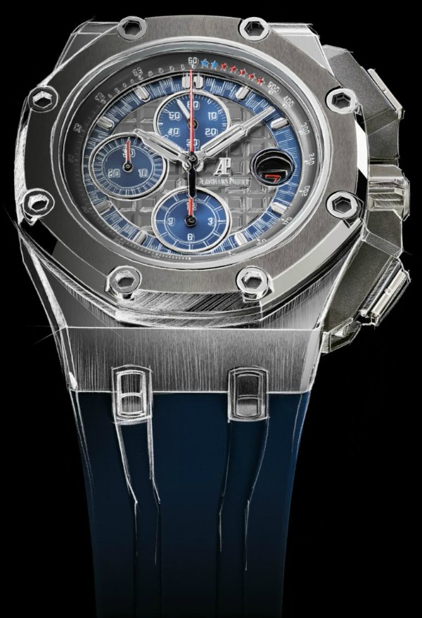Michael Schumacher Limited Edition Audemars Piguet Royal Oak Offshore Watch + Video Watch Releases