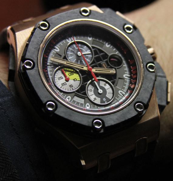 Audemars Piguet Royal Oak Offshore Grand Prix Watches Watch Releases