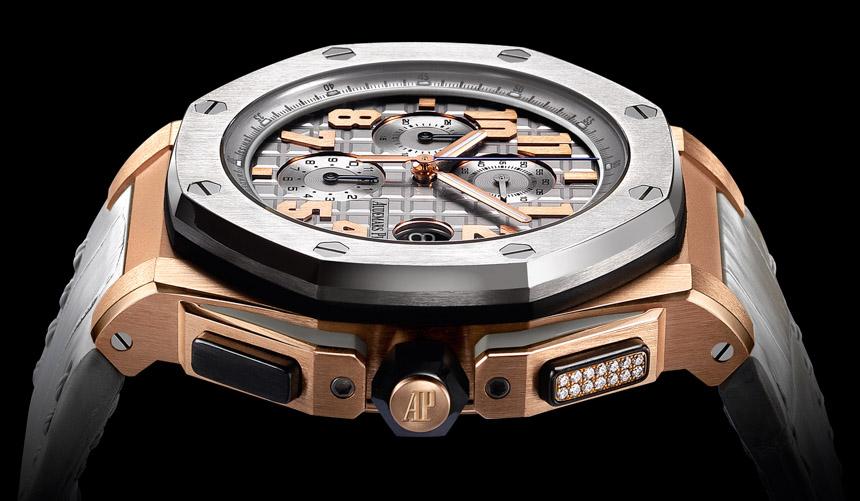 Audemars Piguet Royal Oak Offshore Chronograph Limited Edition LeBron James Watch Watch Releases