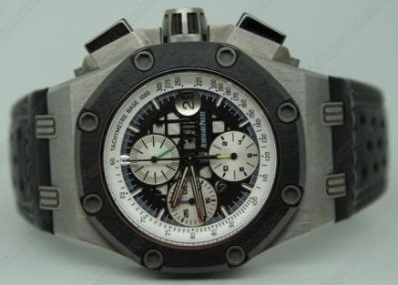 Audemars Piguet Royal Oak Offshore Rubens Barrichello II Watch Available On James List Sales & Auctions