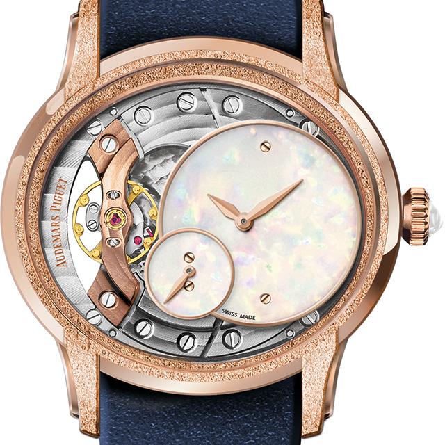 New Audemars Piguet New Millenary Millenary Ladies' Watches For 2018 Watch Releases