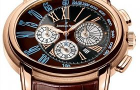 Audemars Piguet Millenary Chronograph Watch At SIHH 2009 Shows & Events