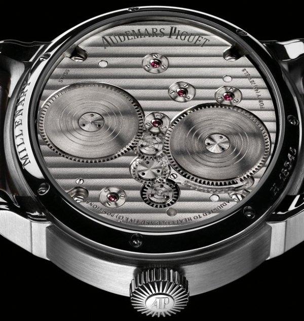 Audemars Piguet Millenary Minute Repeater Watch Watch Releases