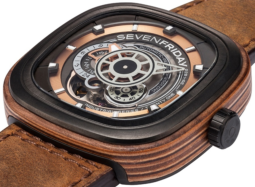 SevenFriday P1 01 Watch Giveaway To Celebrate Luxe Watches
