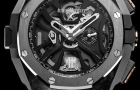 Audemars Piguet Royal Oak Concept Laptimer Watch With Dual Seconds Chronograph Watch Releases