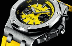 Audemars Piguet Royal Oak Offshore Diver Chronograph Watch Watch Releases
